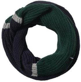 Трубчатый мужской шарф (Snoods)