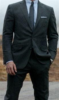 Мужской костюм Brioni Vanquish II