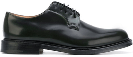 Classic Derby shoe by Church's
