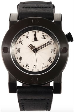 The Chinese Timekeeper
