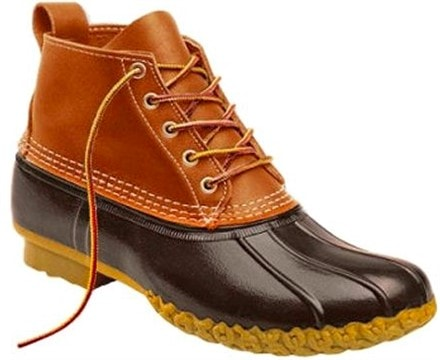 The original L.L. Bean boot by L.L. Bean