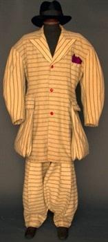 Мужской костюм Zoot Suit
